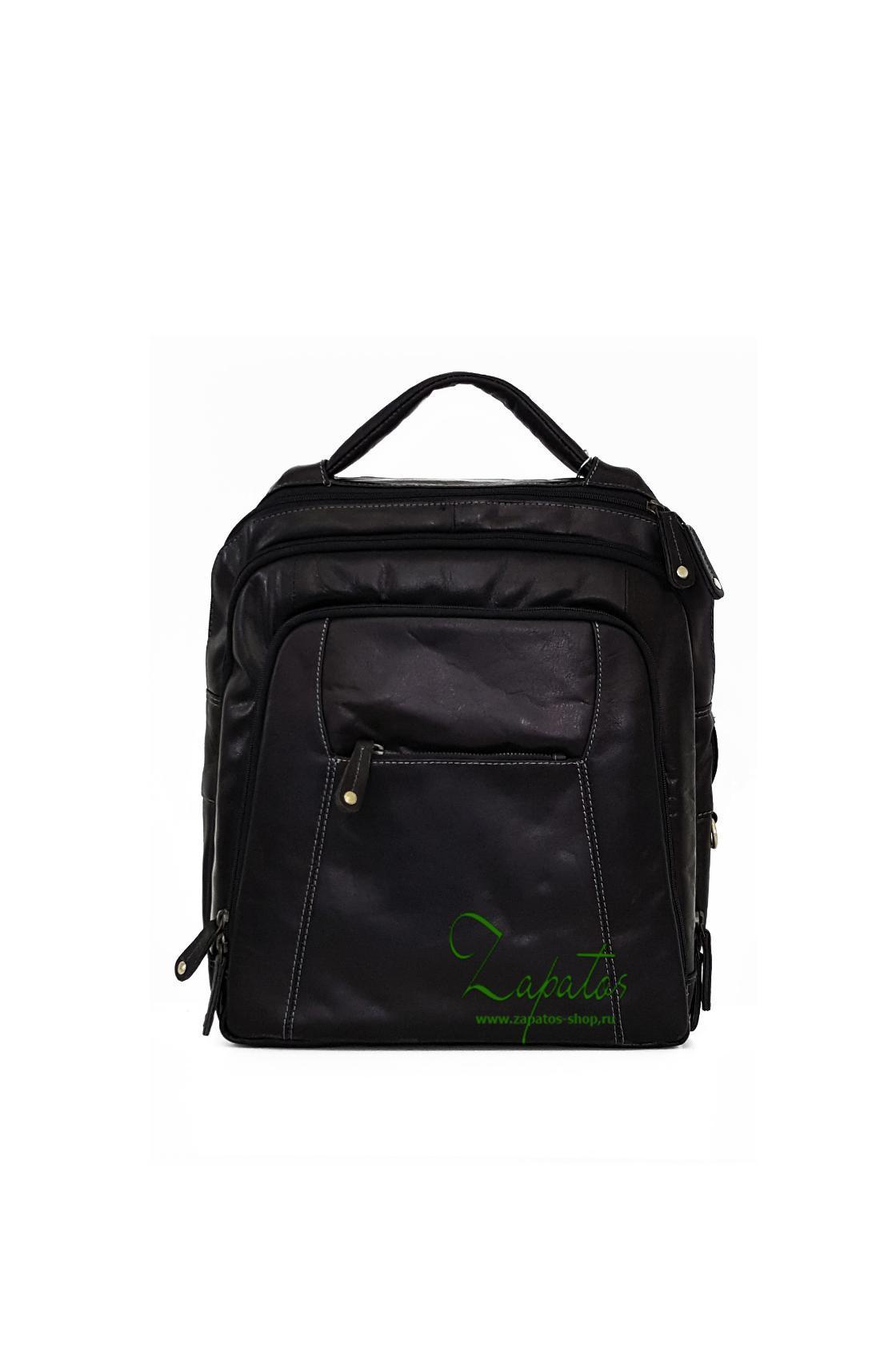 Рюкзак кожаный PELLE-M09-1403