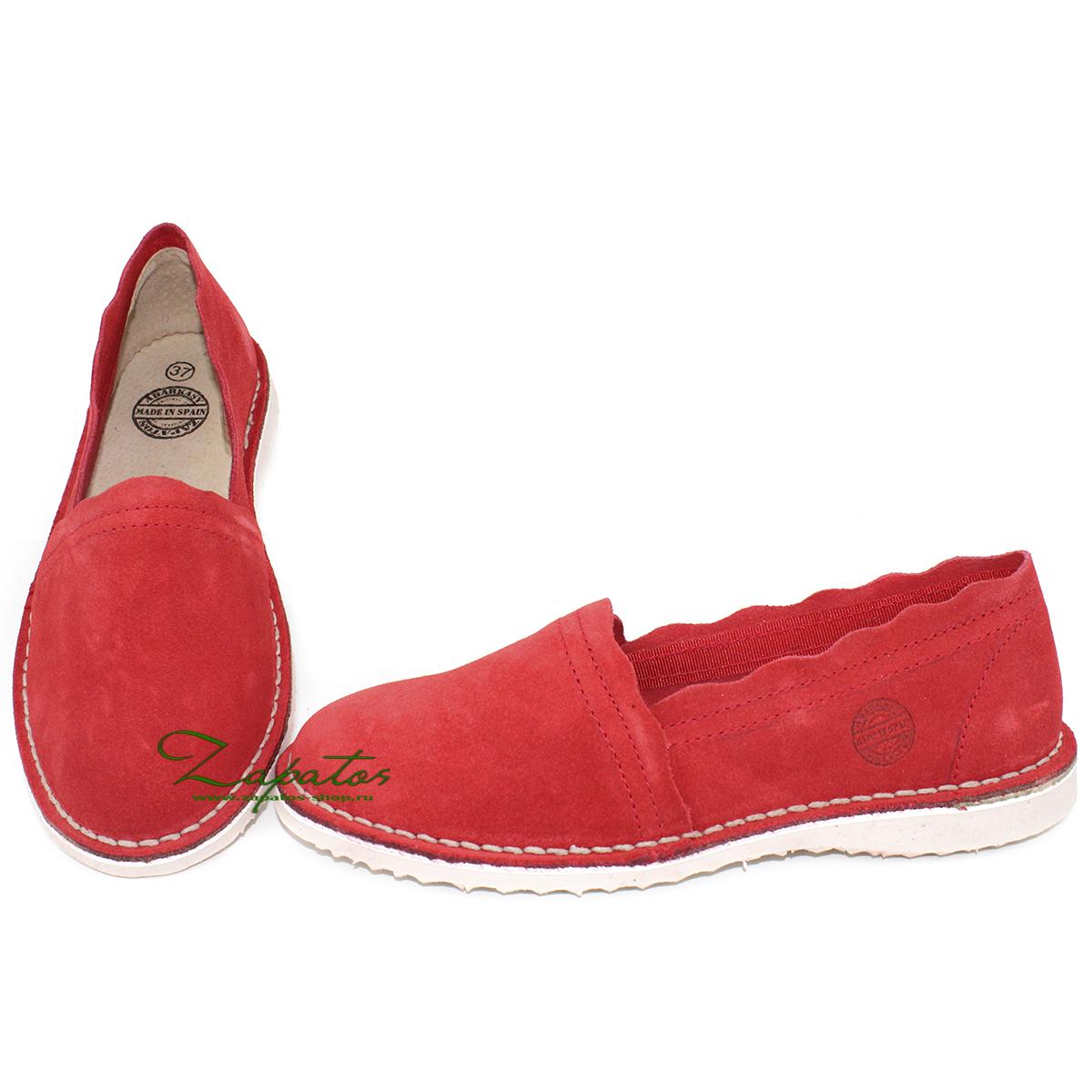 АВ. Zapatos CAMPING FUEGO — РАСПРОДАЖА