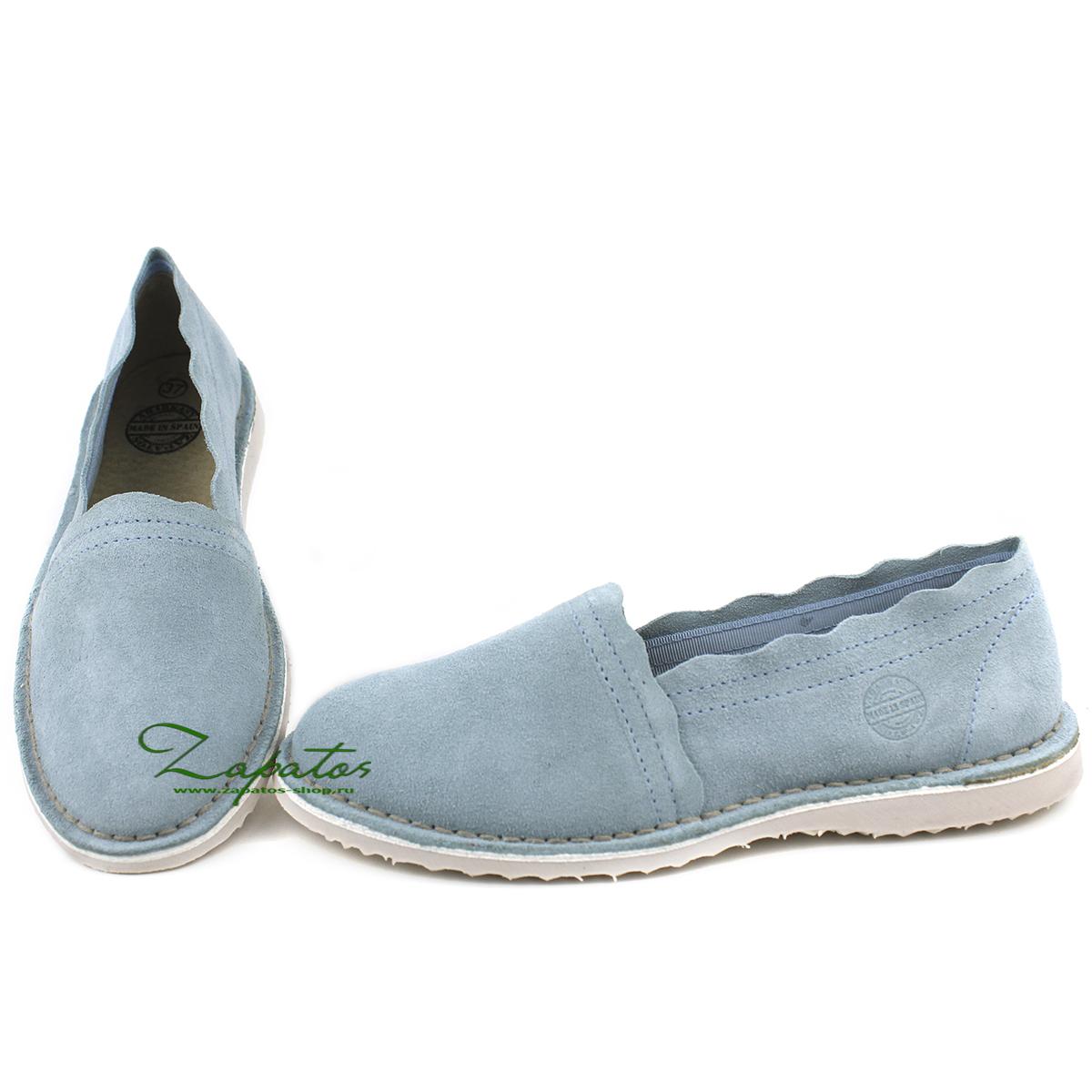 АВ. Zapatos CAMPING CARIBE — РАСПРОДАЖА