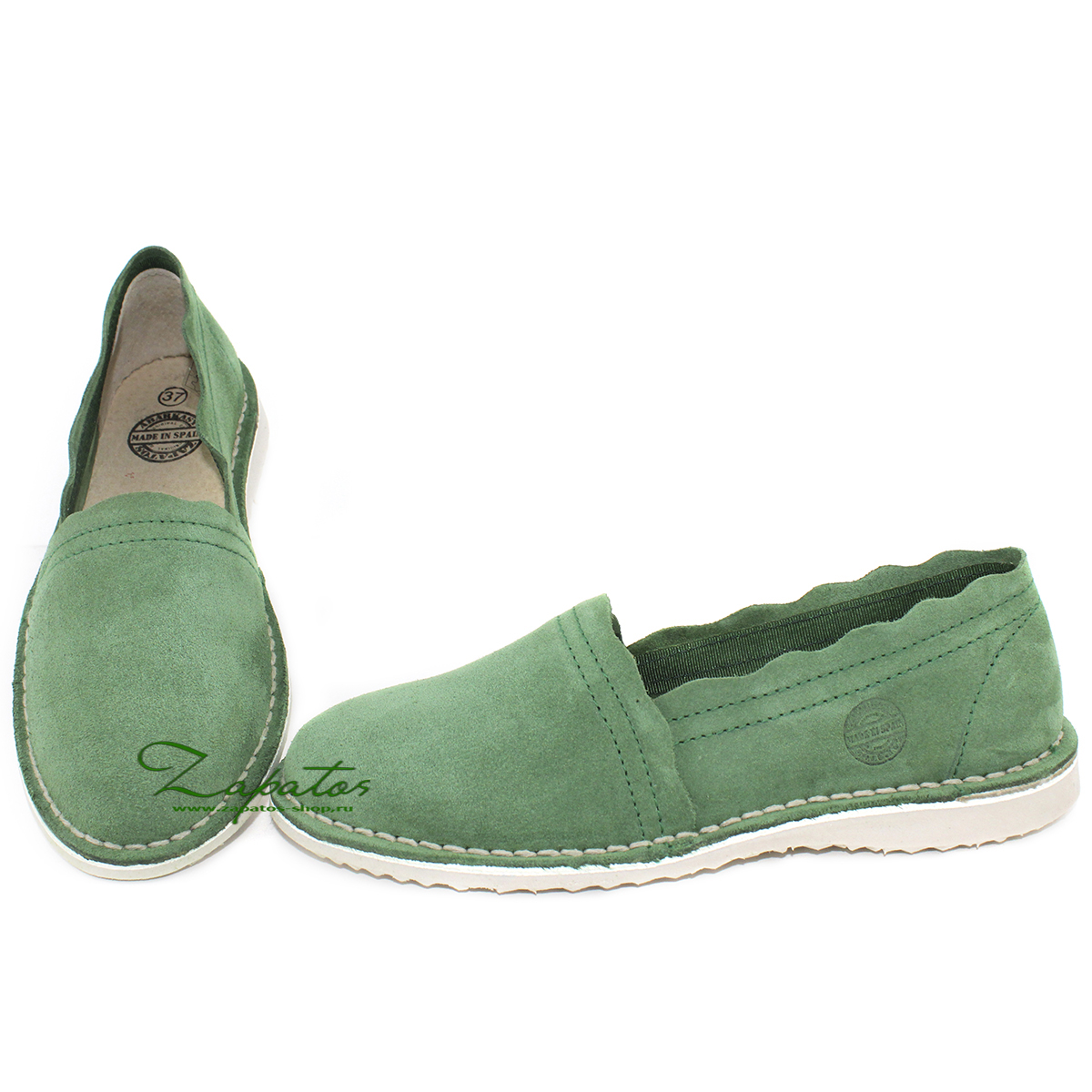 АВ. Zapatos CAMPING ENCINA — РАСПРОДАЖА