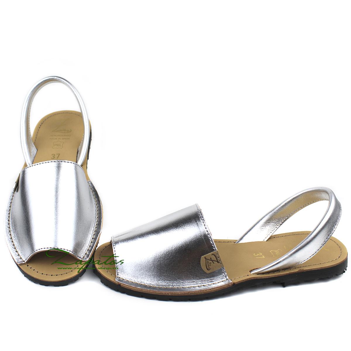 Абаркасы AB. Zapatos 4364 PLATA