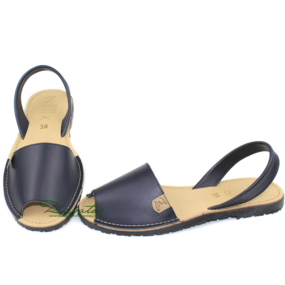 Абаркасы AB. Zapatos 320  MARINO