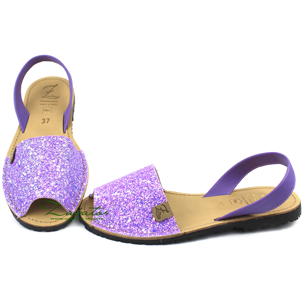 AB. Zapatos 320-5 PURPURA — АКЦИЯ