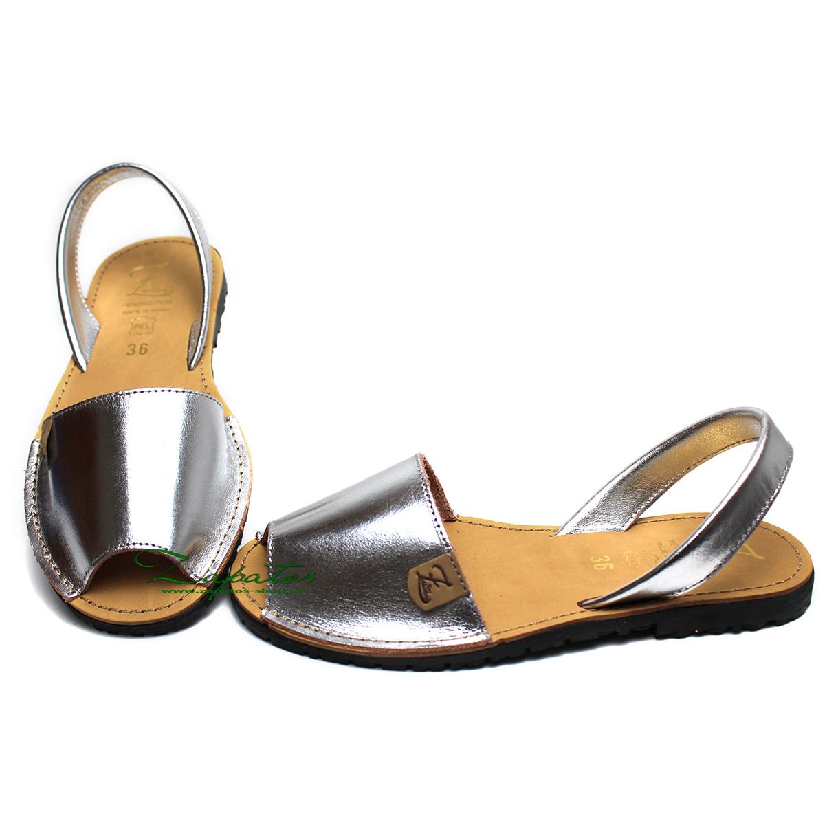 Абаркасы AB. Zapatos 3204 plomo