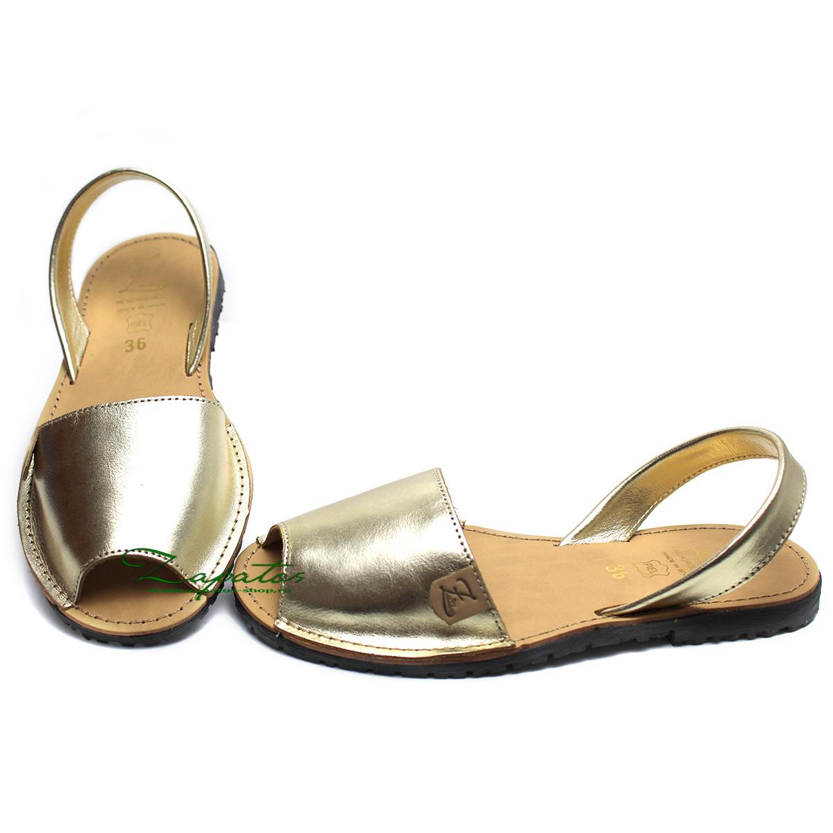 Абаркасы AB. Zapatos 3204 platino