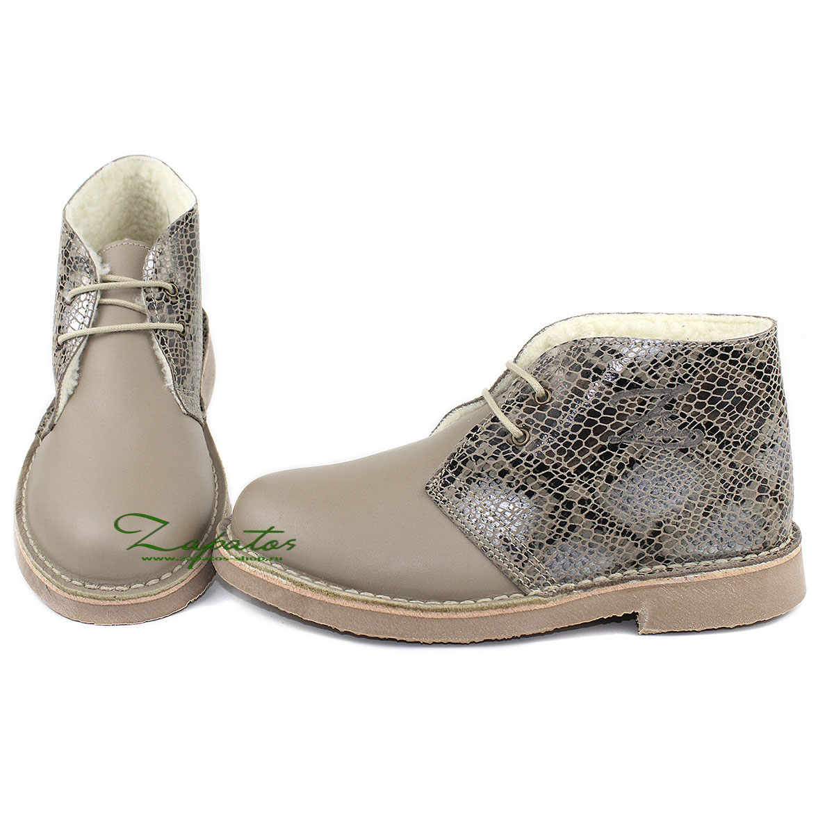 AB.Zapatos 4525 BEIG