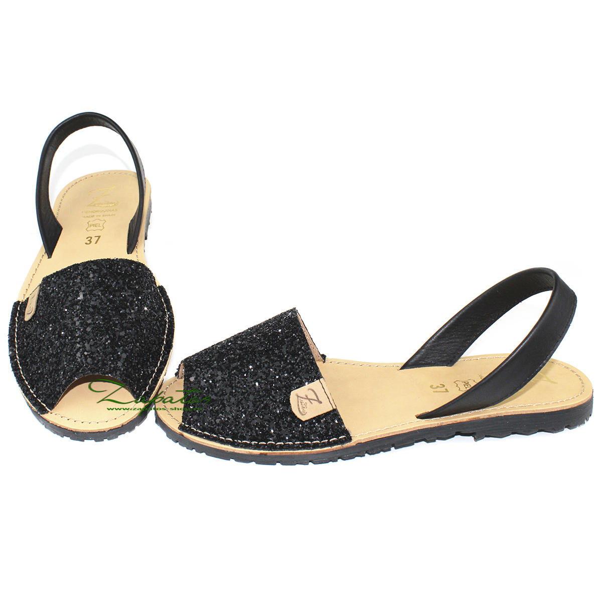 AB. Zapatos 320-5 Negro — АКЦИЯ