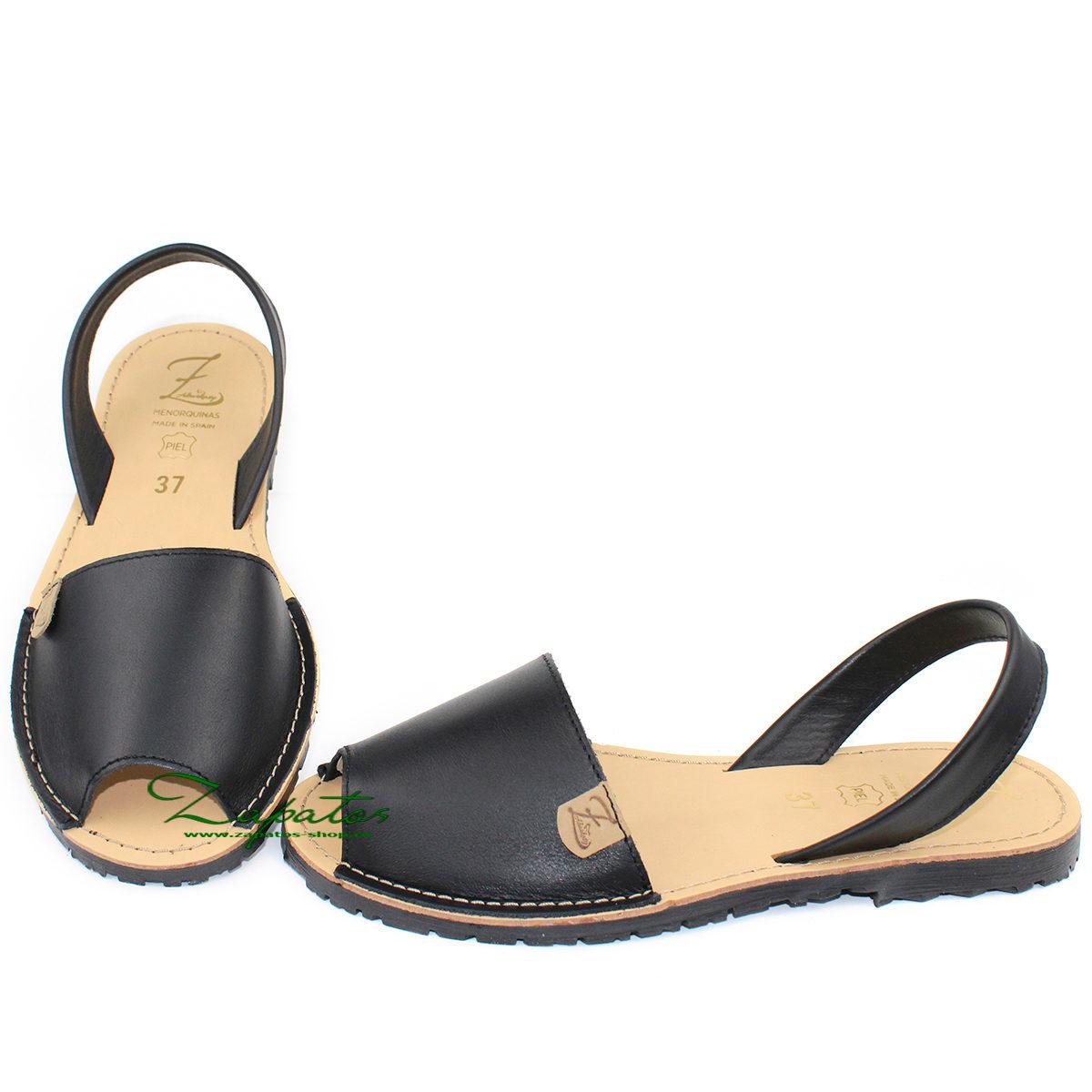 Абаркасы AB. Zapatos 320  negro