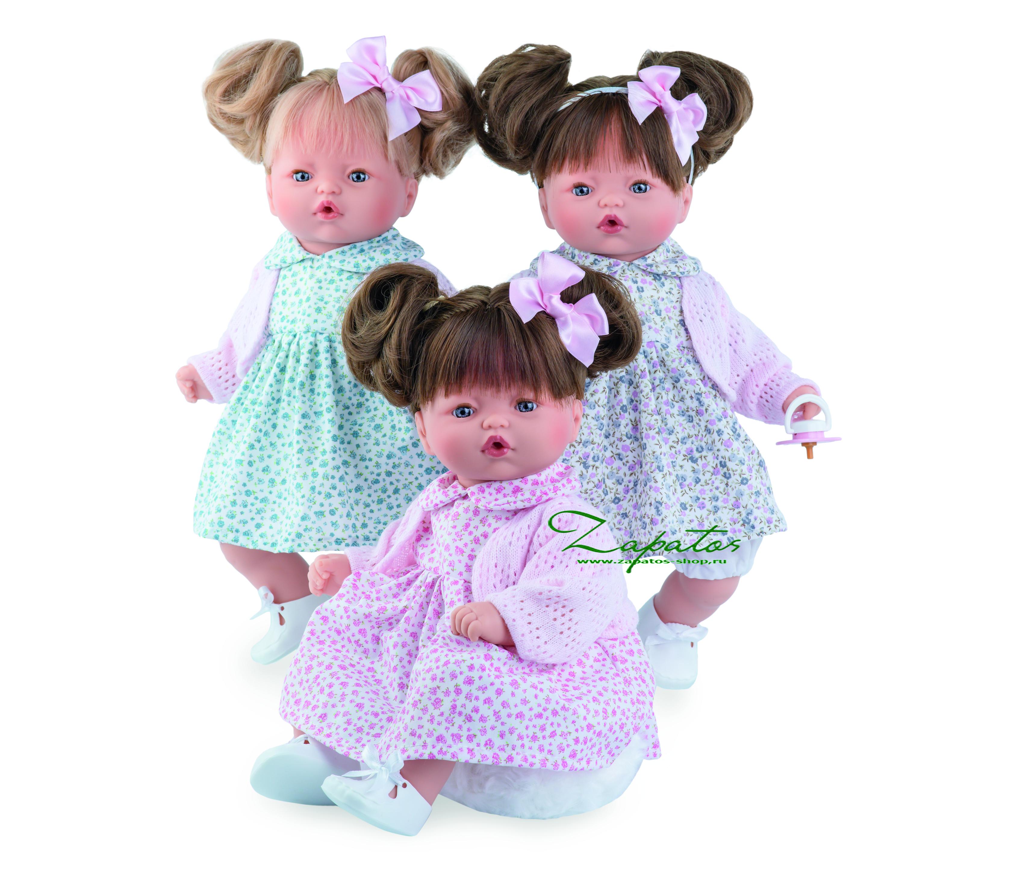 Кукла MARINA & PAU • PITUS FLOWER •