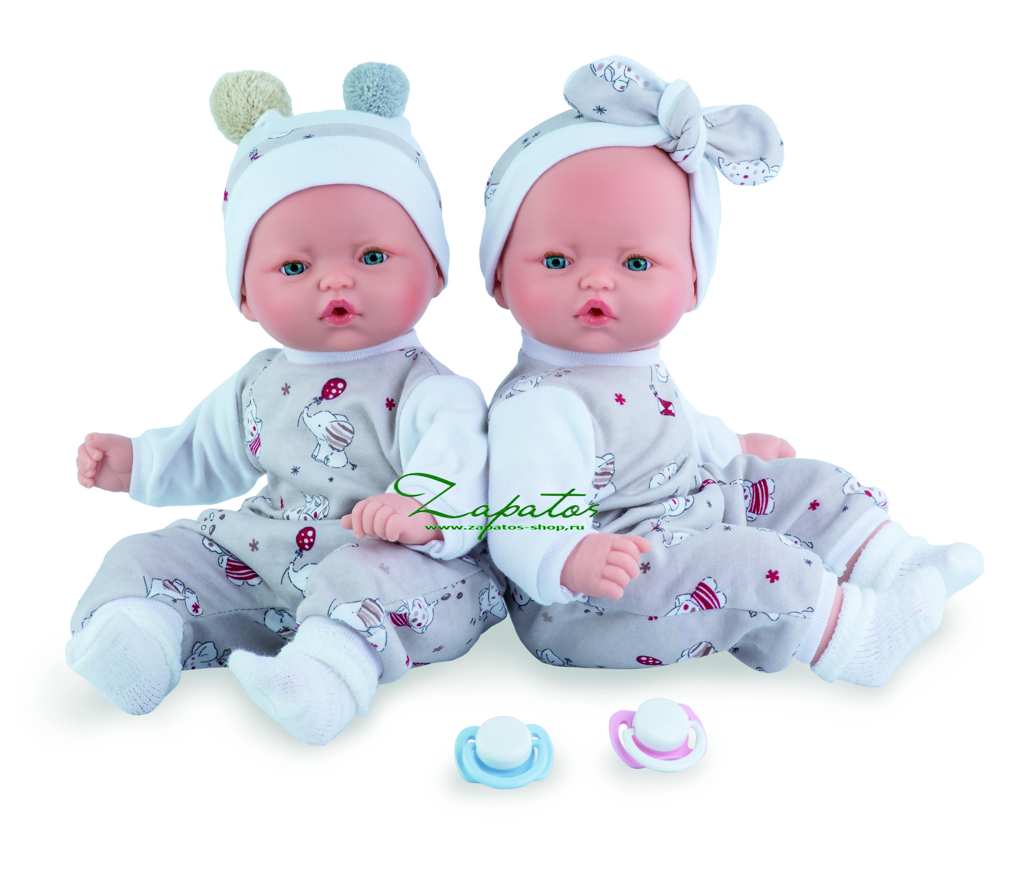 Кукла MARINA & PAU • PITUS DREAM •