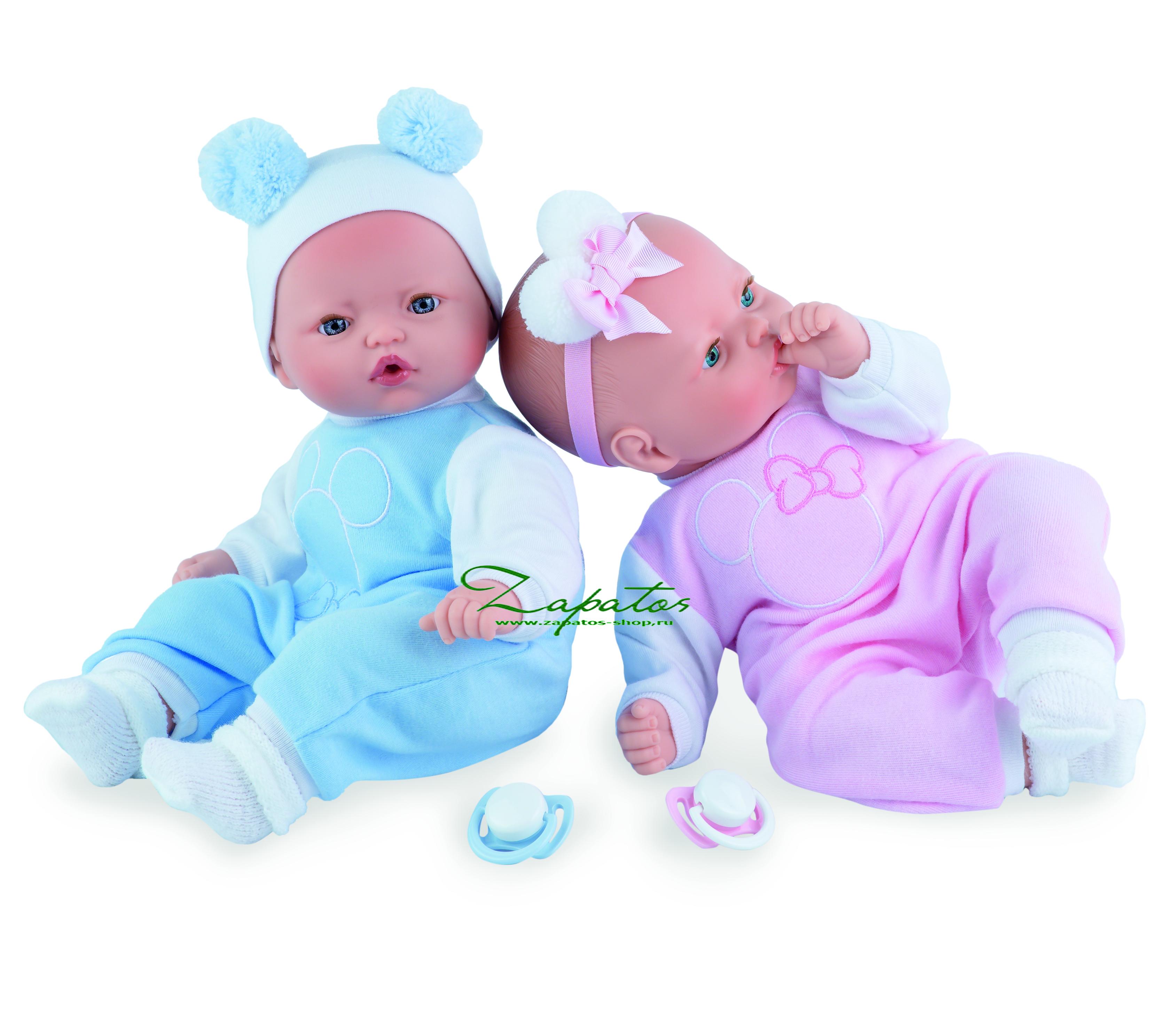 Кукла MARINA & PAU • PITUS BABY •