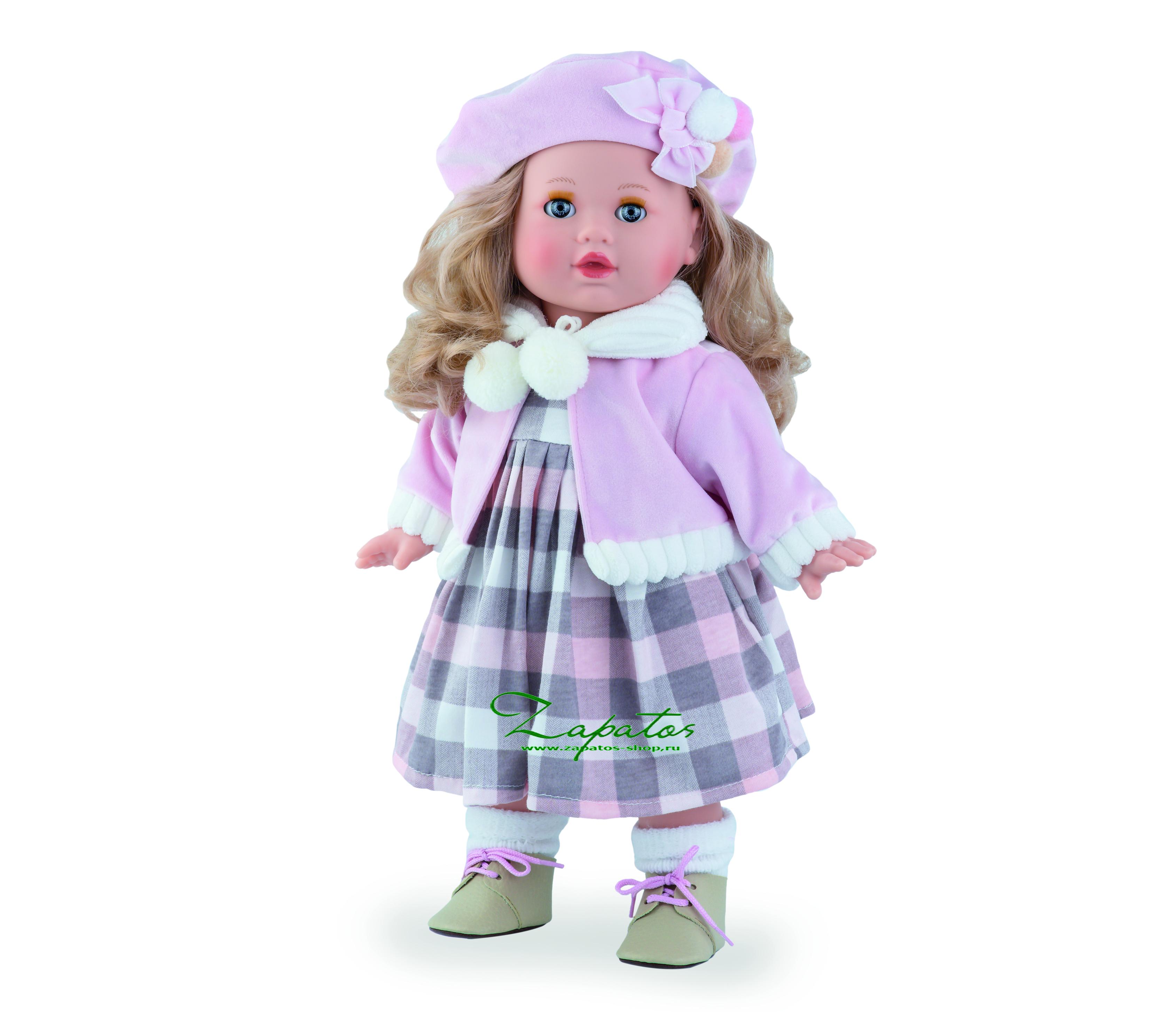 Кукла MARINA & PAU • TINA BAG •