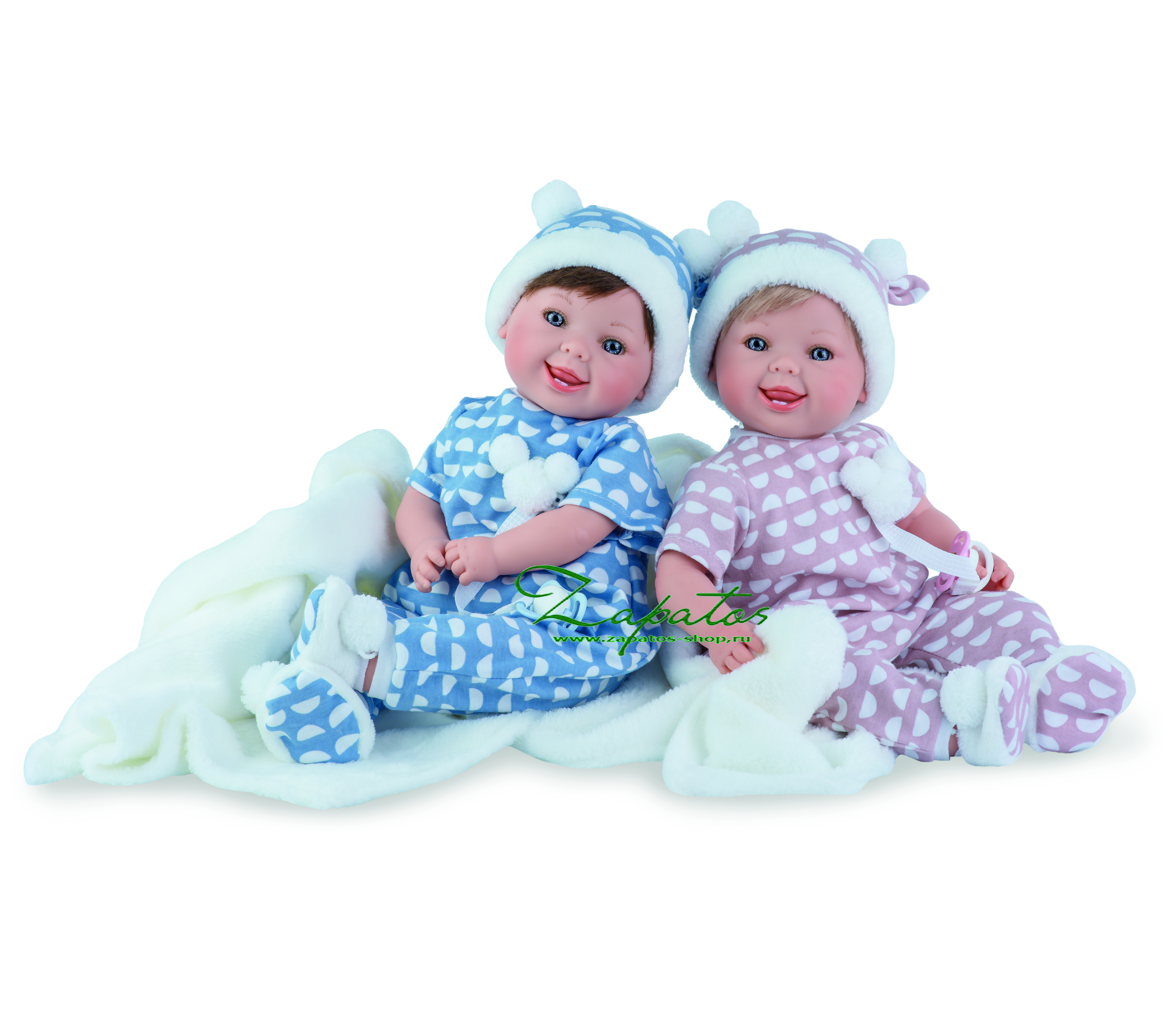 Кукла MARINA & PAU • PILLINES BABY •