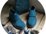 Ab.Zapatos 3316 New R • PETROLEO+AB.Z · Pelle · mochila (610 ) 🎁