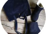 Ab.Zapatos UGY NEW R+PELLE 17-09 ANTRACITA АКЦИЯ