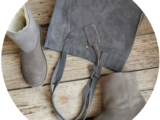 Ab.Zapatos UGY NEW R+PELLE 17-09 Gris АКЦИЯ