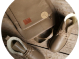 Ab.Zapatos 4619/2+PELLE Mochibol (840) Piedra