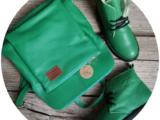 Ab.Zapatos 4619/2+PELLE Mochibol (840) Encina