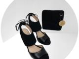 Classyco · 2927CL+Ab.Zapatos Pelle 306 (350) ЧЁРНЫЙ РАСПРОДАЖА