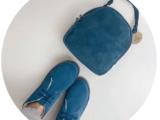Ab.Zapatos 3512/2 New R · Petroleo+AB.Z · Pelle · mochila (610) АКЦИЯ