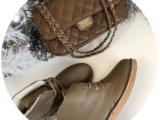 Ab.Zapatos 4619/2 piedra+PELLE · COCO· XL РАСПРОДАЖА