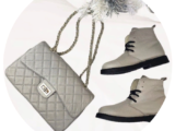 Ab.Zapatos 4619/2 perla+PELLE · COCO· XL РАСПРОДАЖА