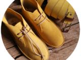 АВ. Zapatos 1515/2 Amarillo+Ab.Zapatos Pelle cinturon  Amarillo (140) AКЦИЯ