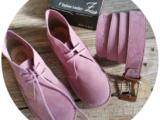 АВ. Zapatos  1515/2 Rose+Ab.Zapatos Pelle cinturon (140) Rose AКЦИЯ