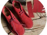 АВ. Zapatos 1515/2 Granate+Ab.Zapatos Pelle cinturon Granate (140) АКЦИЯ