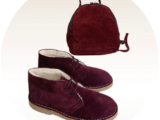 Ab.Zapatos 3512/2 New R · Vino+AB.Z · Pelle · mochila (610)