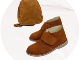 Ab.Zapatos 3316 New R • Brandy+AB.Z · Pelle · mochila (610)