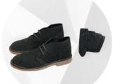 Ab. Zapatos 1515/2 · GREY+CINTURON Ab.Zapatos (140)