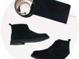 Ab. Zapatos 1619/2 New R · Negro+PELLE Cartera+CINTURON Ab.Zapatos (140)