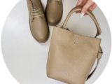 AB. ZAPATOS 2619 · TAUPE+Pelle Doble (720)