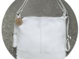 Сумка- рюкзак PELLE 18-11 Blanco 🤍