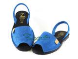 Ab.Zapatos 3106-8 azulon