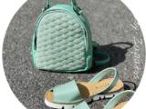 AB.Zapatos · 3202 menta+AB.Z · Pelle · mochila 421 (650) ❤ MENTA