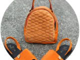 Ab.Zapatos • 3106-8 • Naranja+AB.Z · Pelle · mochila 421 (650) Naranja 🍊