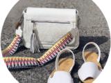 AB. Zapatos 320 blanco+Pelle Ab.Zapatos VIGA (1170)
