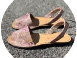 AB.Zapatos · 320-7 estampado 96 beig 💞