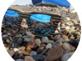Shell & Deep-rallas azul — АКЦИЯ