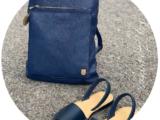 AB. Zapatos 320 MARINO+PELLE Mochibol (840)