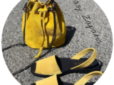Ab.Zapatos • 3106-8 • AMARILLO+ AB.Z · Pelle · Bary ser (650) AMARILLO 💛