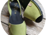 Ab.Zapatos 3106-8 pistacho