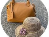 AB.Z · Pelle · 21-13 (740) mostaza+Женская шляпа — 6 (100 )