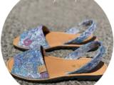 AB.Zapatos · 320-8 · estampado azul 💙