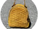 AB.Z · Pelle · mochila 421 (650) ❤ amarillo