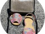 AB.Zapatos · 3207PC · clavel multicolor+Pelle CANDELA — БЕЖЕВЫЙ