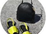 Ab.Zapatos 320-8 PC pistacho+AB.Z · Pelle · mochila NAPA (630) negro