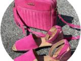AB.Zapatos · 966 · Fuxia-Rosa+ PELLE 16/03 fuxia